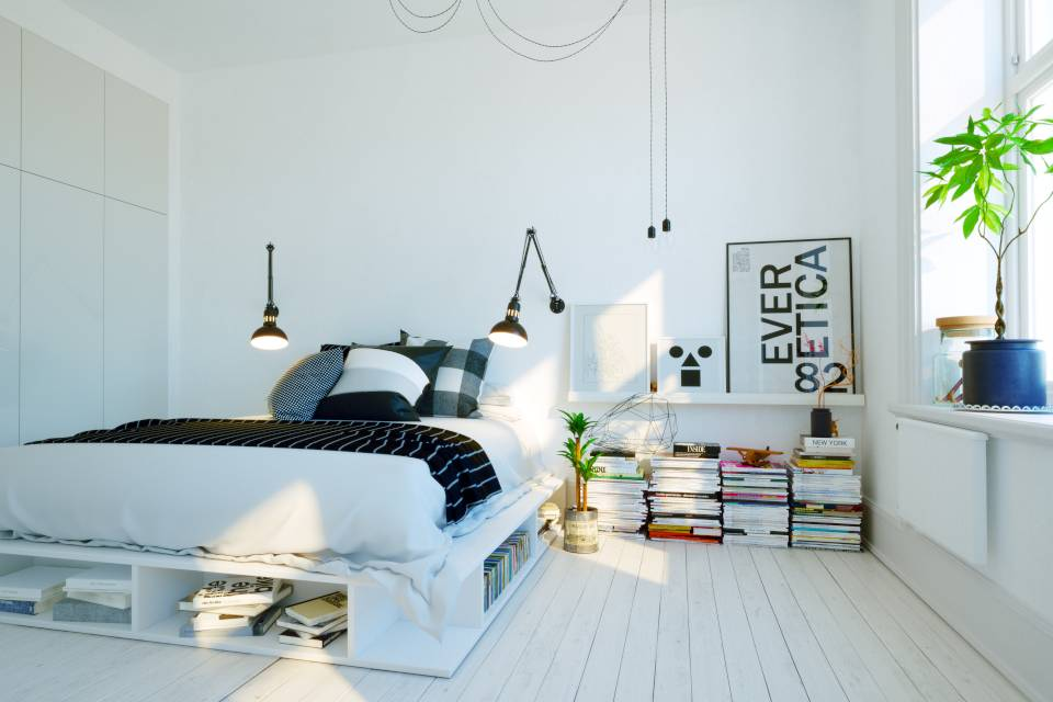 how to decor bedroom for better sleep