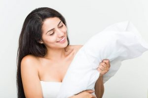 how to wash a body pillow