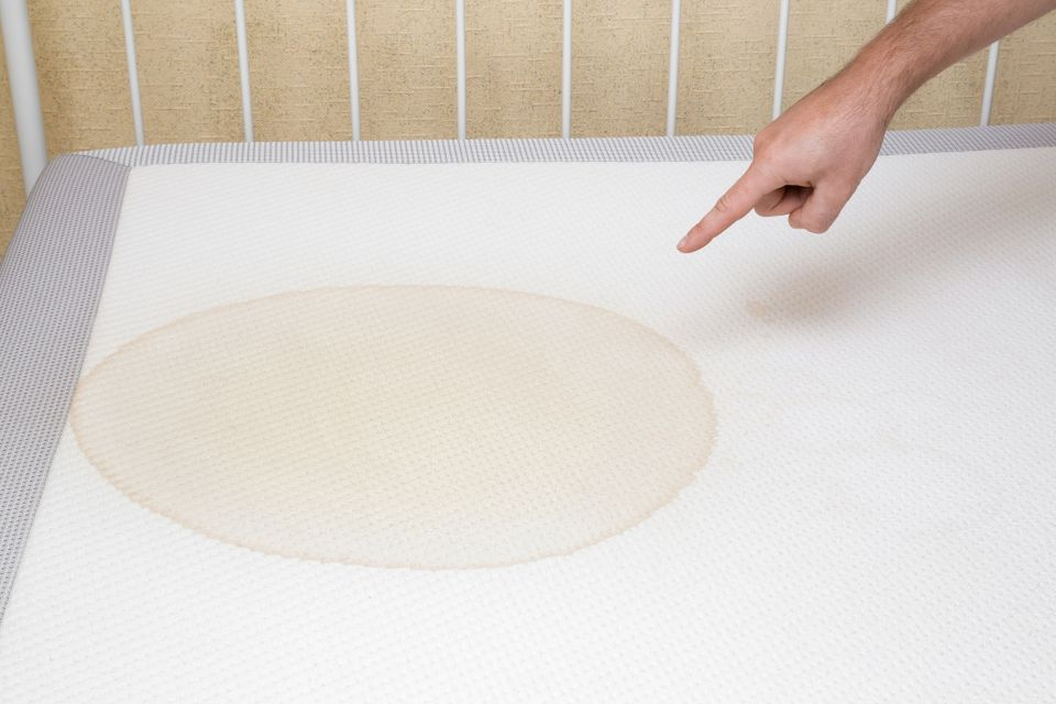 How to Remove Stain from Your Mattress